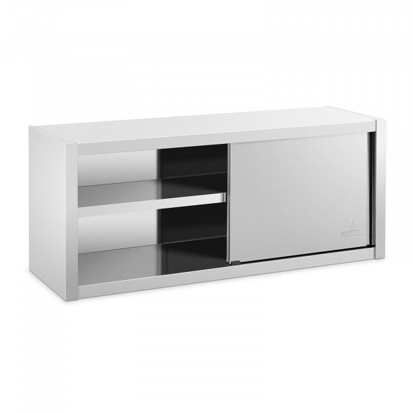 Stainless Steel Hanging Cabinet - 140 x 45 cm