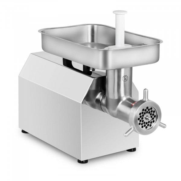 Stainless Steel Meat Grinder - 480 kg/h