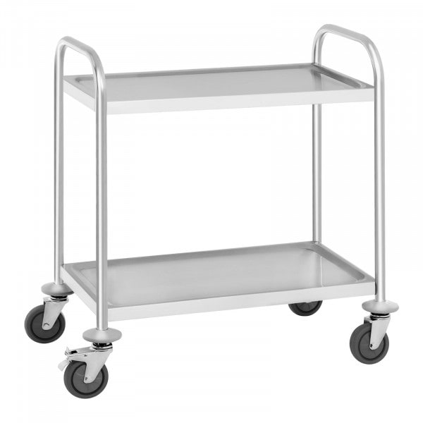 Serving Trolley - 2 shelves - up to 150 kg