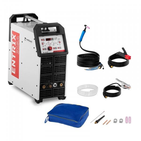 TIG Welder - 315 A - 400 V- digital - pulse