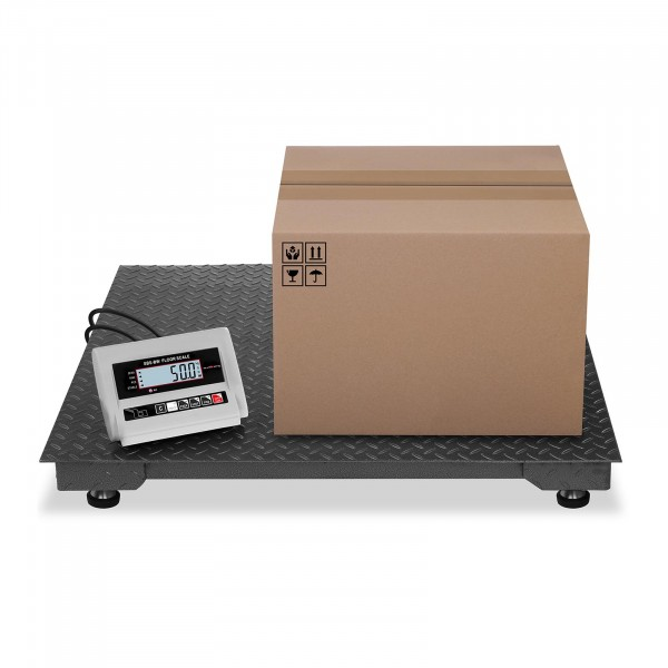 Factory seconds Floor Scale - 5 t / 2,000 g - LCD