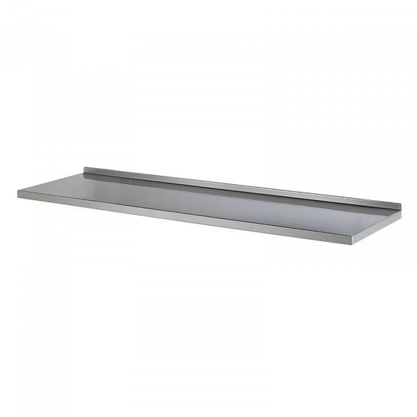 Bartscher Wall-mounting shelf 1200x355x27 - CNS