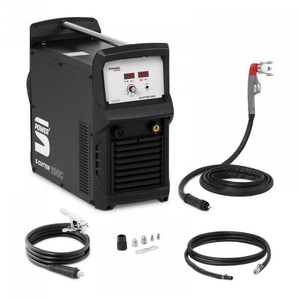Plasma Cutter - 100 A - 400 V - 40 mm