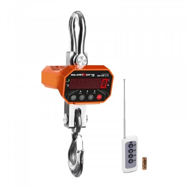 Crane Scale - 3,000 / 0.5 kg - LED