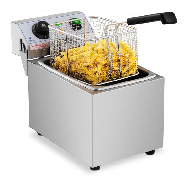 Electric deep fryer - 8 L - 230 V