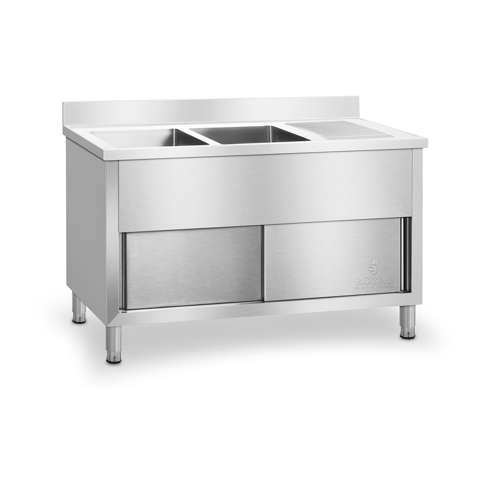 Factory Seconds Kitchen Cabinets: Double Sink Cabinet
