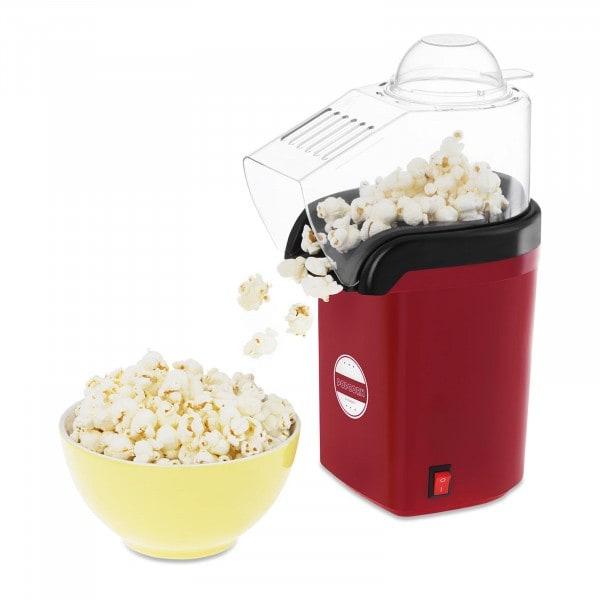 Bredeco Air Popcorn Maker - Red