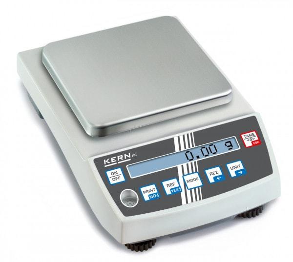 KERN Precision Scales - 2,000 g / 0.01 g