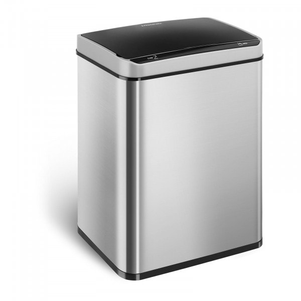Sensor Kitchen Bin - 2 bags - 50 L - rectangular