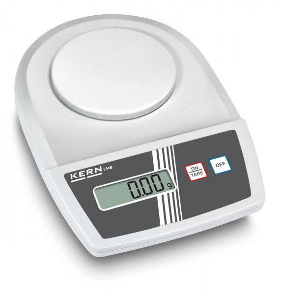 KERN Precision balance EMB - 600g / 0.01g
