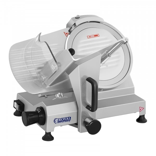 Electric Meat Slicer - 250 mm - up to 12 mm - 150 W