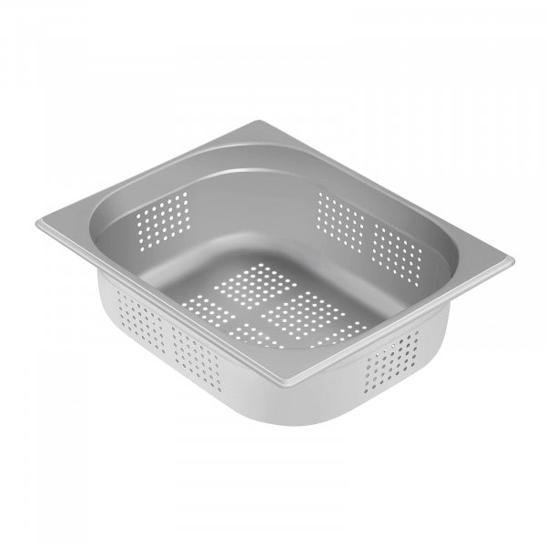 Gastronorm Tray - 1/2 - 100 mm - Perforated