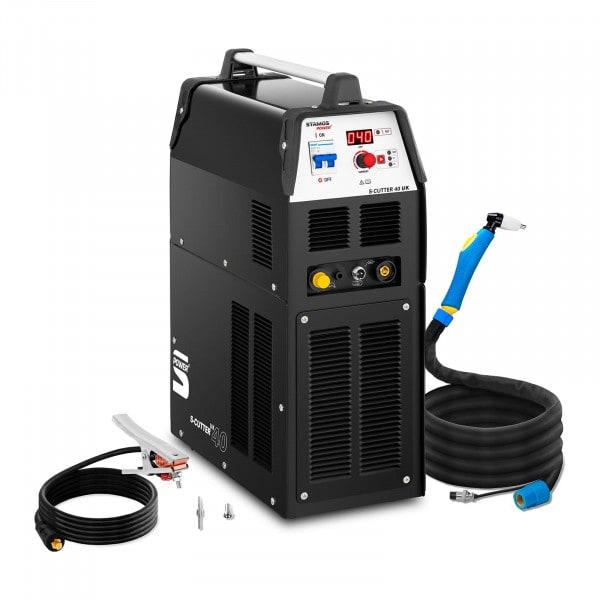 Plasma cutter with compressor - 40 A - ED 60% - Digital - 230 V