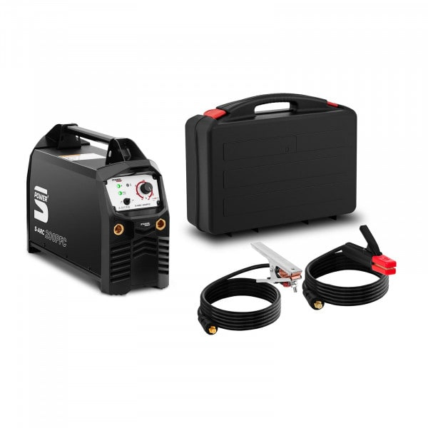 Electrode Welding Machine - 200 A - TIG lift-arc - power generator compatible