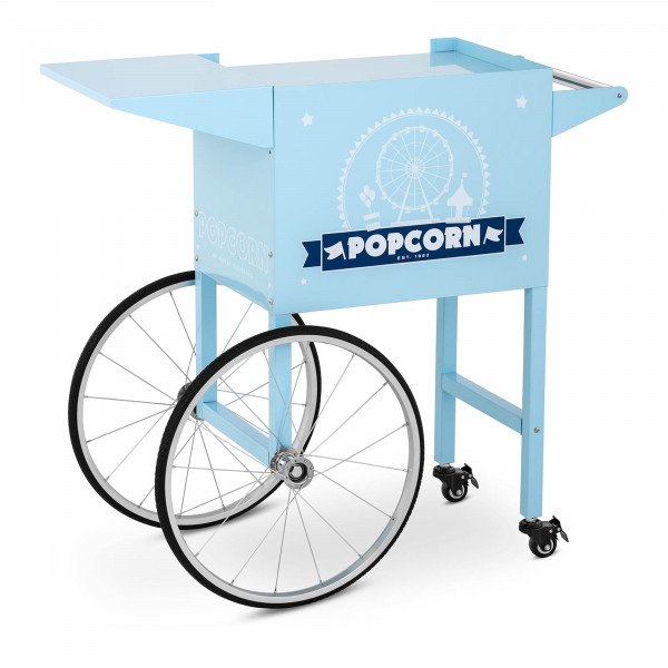 Popcorn Cart - blue