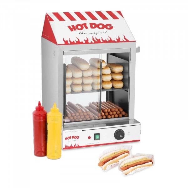 Hot Dog Steamer - 2000 W