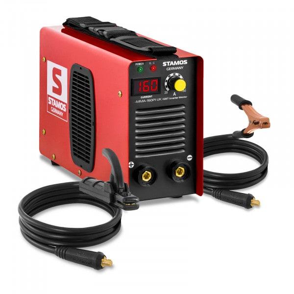 Electrode welder - 160 A - Hot Start - LED Display