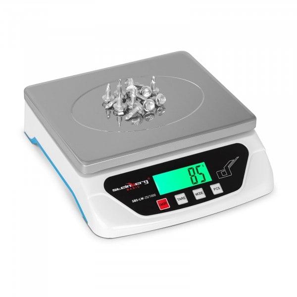 Digital Letter Scale - 25 kg / 1 g - Basic