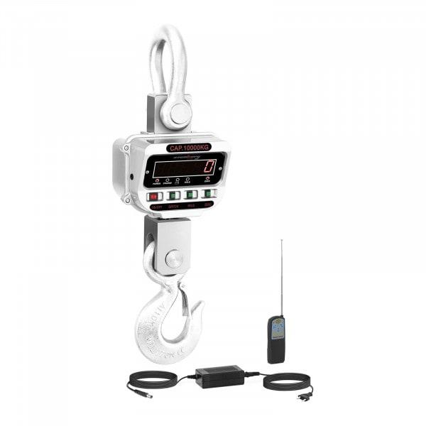 Crane Scale - 10 t / 2 kg - LED