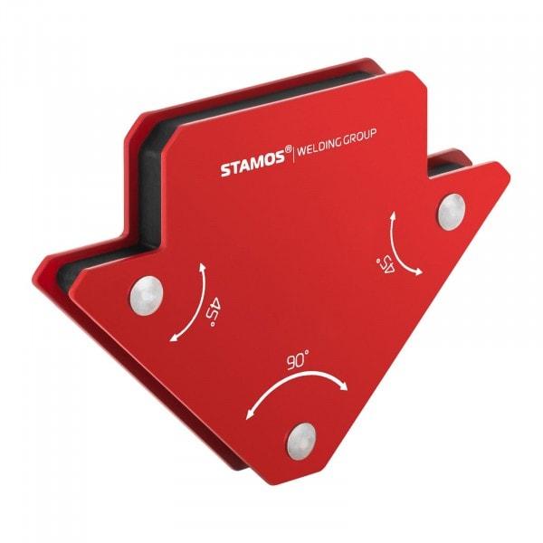 Magnetic Welding Holder 2-Part - 11.5 x 8.3 x 1.4 cm