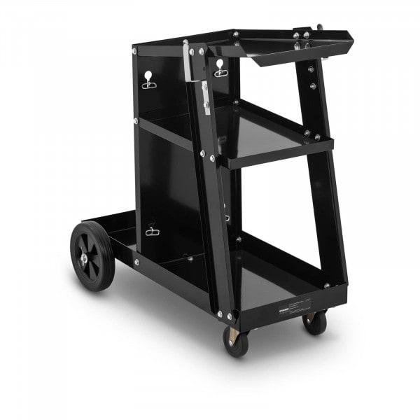 Welding Cart - 3 shelves - 80 kg