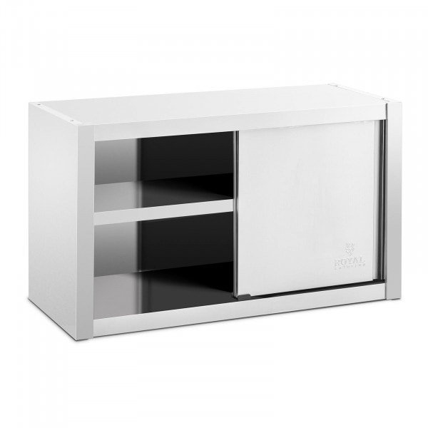 Stainless Steel Hanging Cabinet - 100 x 45 cm