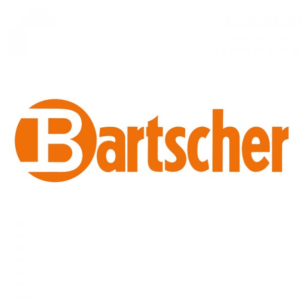 Bartscher 1 pair of adjusting bars - 530 mm