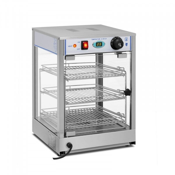 Hot Food Display - 35 cm