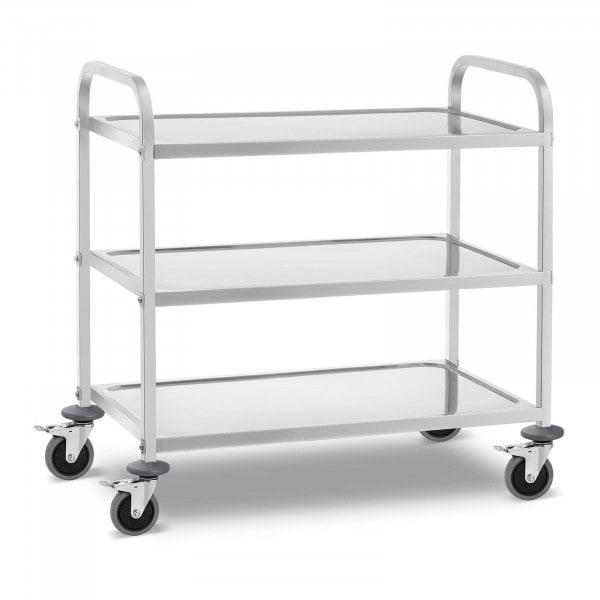 Serving Trolley - 3 shelves - up to 240 kg
