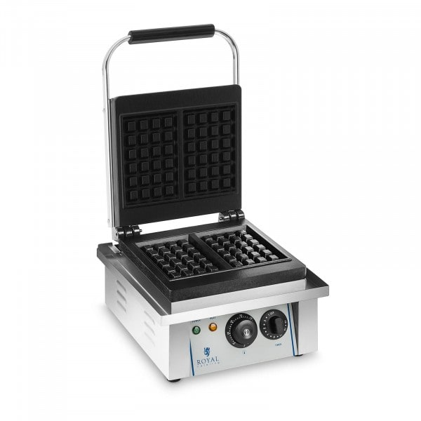 Waffle maker - 2,000 watts - Rectangular - 2.0
