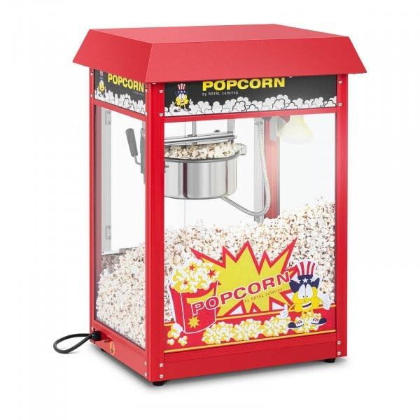 Popcorn machine - Red Roof