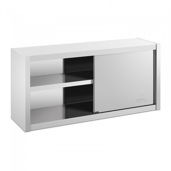Stainless Steel Hanging Cabinet - 120 x 45 cm