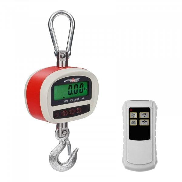 Crane Scale - 300 kg / 50 g - LCD
