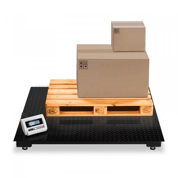 Floor Scale - 3 t / 1 kg - LCD