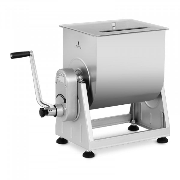 Meat Mixer - 28 L - stainless steel - manual