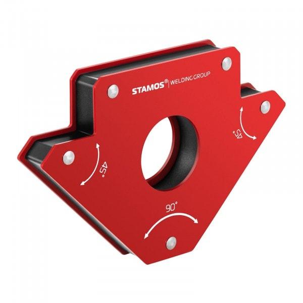 Magnetic Welding Holder 2-Part - 19 x 12 x 2,4 cm